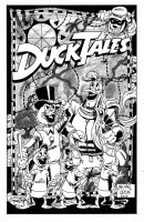 DuckTales by MichaelOdomArt