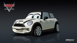 Pepper_Mini Cooper_CARS_sub2 by yasiddesign