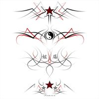 Tribal tattoo designs 2 by fraser0206