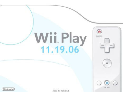 WiiPlay Canada_USA by halo2fast