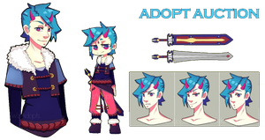ADOPT AUCTION 02 [CLOSED] by WizAdopts