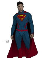 Superman 2013 by tsbranch