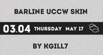 BarLine UCCW Skin by kgill77