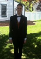 My Junior Prom Suit by Mike-The-Winner