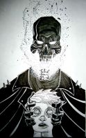 Souls,mine to reap...Ghost Rider by neuronboy42
