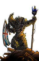 All Hail Megatron UK by Berty-J-A