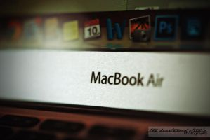 Macbook Air by TheHeartwoodStudio