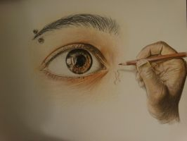 Drawing the Eye by mmgnlewis