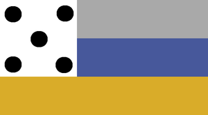 My Proposal for the Flag of Nevada by velocistar127