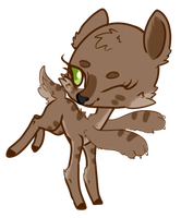 Bear claw pony adopt auction. - clossed- by OfficerMittens