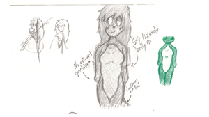 Lizzy Conceptual Stuff by AmbiguouslyAwesome1
