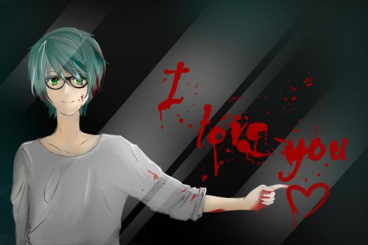 Yandere Boy by Lunarhie