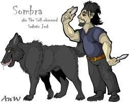 Werewolf Guide - Rogues by Leonca