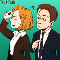 The X-Files by hasze
