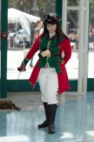 Assassin's Creed 3 Multiplayer Redcoat Cosplay by NeedtoDestroy