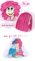 You still didn't leave... by MishaChanX