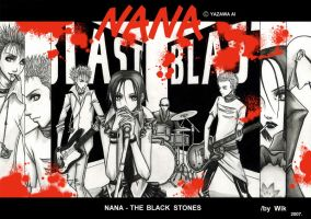 Nana - The Black Stones by Wik86