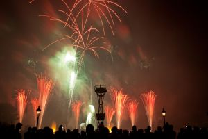 Epcot Illuminations Stock 49 by AreteStock