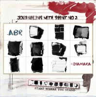 Journaling with Paint No2 by Diamara