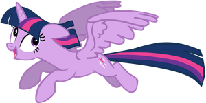 My seventh vector of, Twilight Sparkle. by Flutterflyraptor