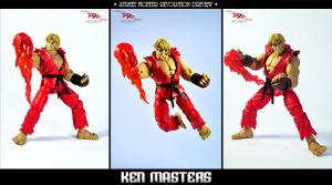 Ken Masters by GhenKnight