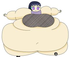 Hinata Waddling by mushroommit
