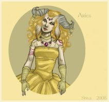 Aries by Shiva-Anarion
