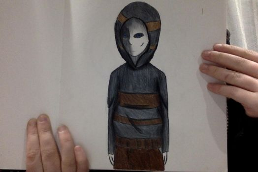 Just A Random Masked Person. by FireIgnitus