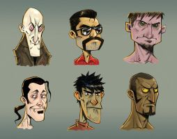 the usual suspects by Entropician