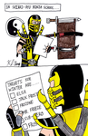 Scorpion's To-Do List by StealthNinja5