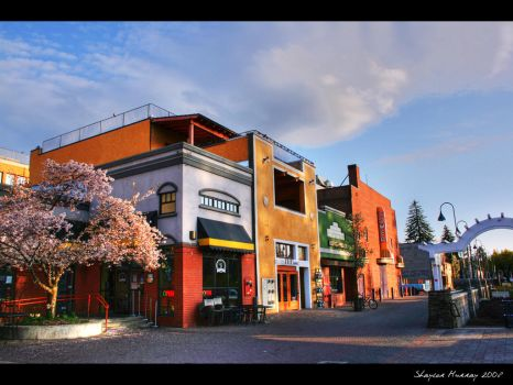 DowntownBend by shaylor
