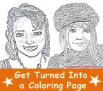 Go Color Yourself campaign by Daryl-the-cartoonist