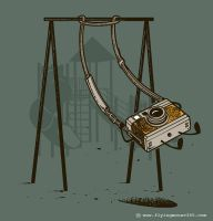 Swing And Strap by flyingmouse365