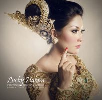 TRADITIONAL MAKE UP 1 by denysetiawan