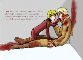 Blood Brothers by Intertwined-Destiny