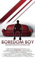 Boredom Boy -Couch- by Mechatron2300