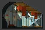 Royal Bathhouse by punch-buggy