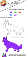 sparkle dog meme by Rexbn