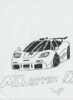 McLarren F1LM by Master-Bryon