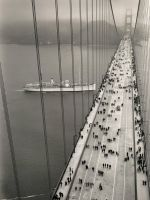 Golden Gate bridge 1937 by ilyas13