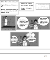 The World War 2 Saga Chap 30 Page 137 b and w by mamc1986