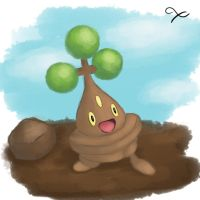 Bonsly Earth Day by AGlimpseOfMe