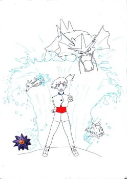 Misty _ Attack by ChainsOfTsukuyomi