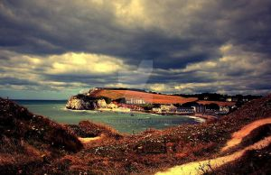 Freshwater bay by Malleni