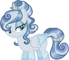 Snowy Shine by NightmareLunaFan