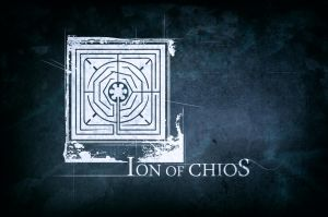 Ion of Chios Logo by AmethReverie