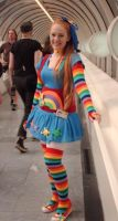 DC Sun-Rainbow Brite by QueenLeaShanneen