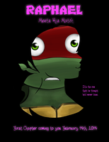 Raphael Meets his Match-Coming Out in Tomorrow! by FlashyFashionFraud