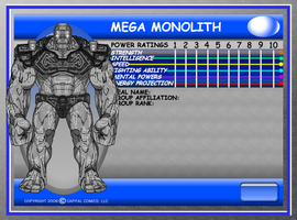 Mega Monolith Data File by skywarp-2