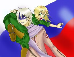 Hetalia: The Takeover by xXaLiSaNnAXx